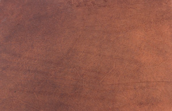 Blankleder gewachst cognac ca. 3,0mm (200x300mm)