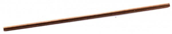 Bronzestange, rund - 5mm