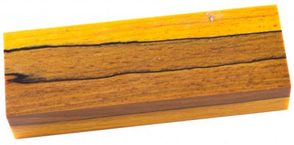 Raffir® stabilisierte gestockte Buche YC gelb