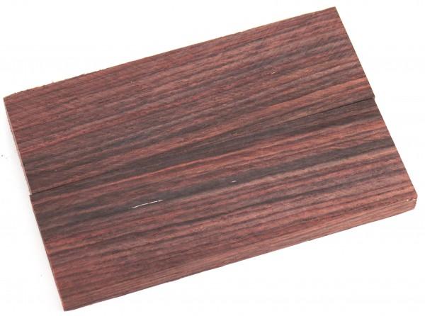 Holz Cocobolo, Griffschalenpaar