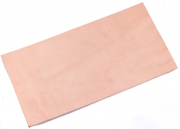 Blankleder natur ca. 3,0mm (250x125mm)