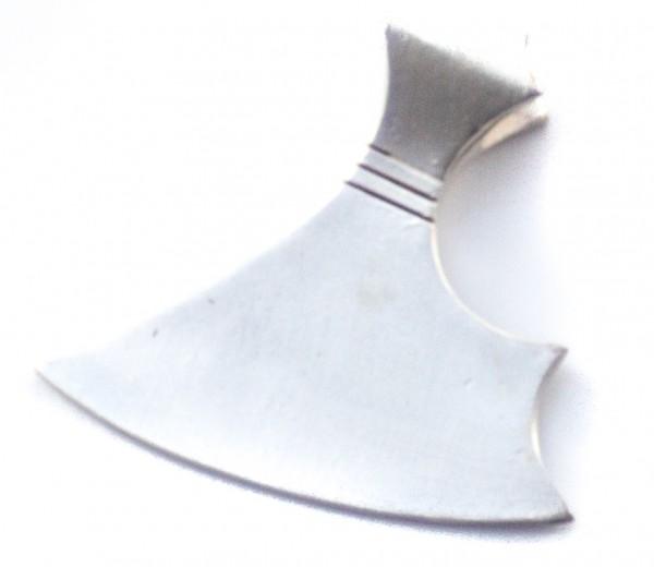 Anhänger Gotland-Axt Silber