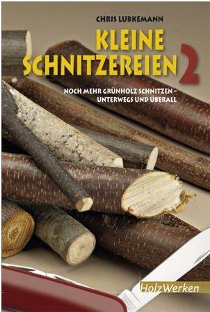 Buch Kleine Schnitzerein 2
