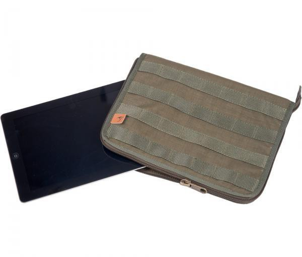 Savotta Notebook-Cover Military-Style 11""