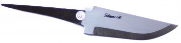 Messerklinge Nielsen 70-80mm poliert