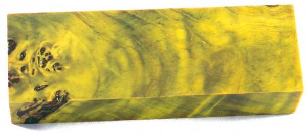 Raffir® stabilisiertes geflammtes Pappelholz limone