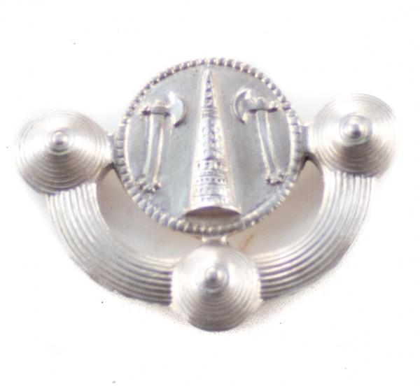 Anhänger Nordische Kreise Silber