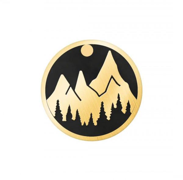 Motiv Mosaik Pin Mountains 8mm