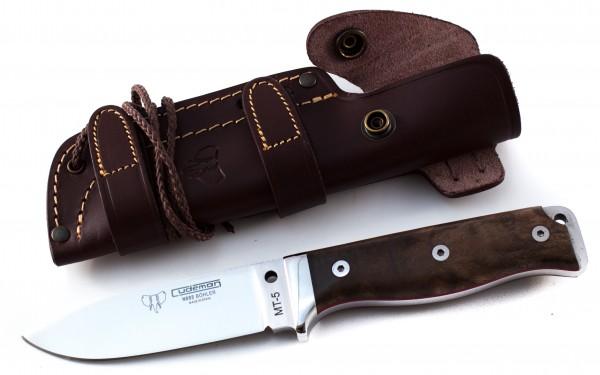 Cudeman Messer MT-5 Walnuss Holz