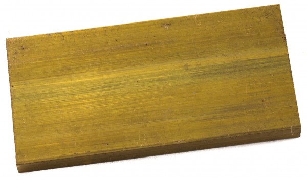 Messingplatte - 8,0mm