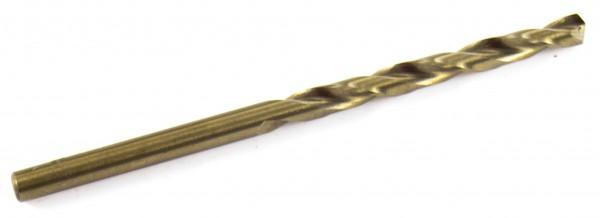 Bohrer HSS-G Co 5% - Bohrer für Stahl 4,3mm (Länge:80mm)