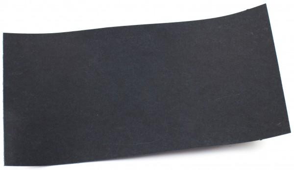 Vulcanfiber schwarz 0,5mm