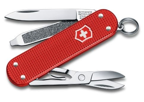 Victorinox Classic Limited Edition 2018 Alox Beerenrot