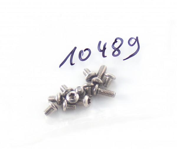 Schrauben-Set EnZo PK70 Nickel