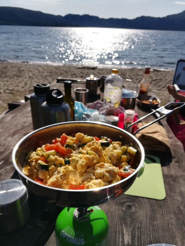 Lecker Kochen mit dem Hobo