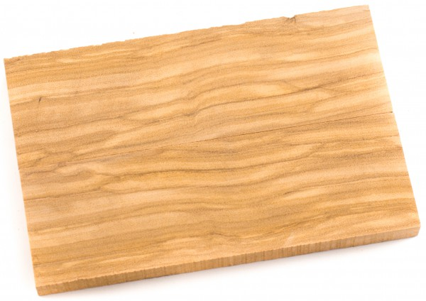 Holz Olive, Griffschalenpaar