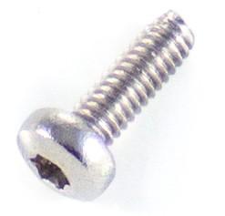 Torx-Schraube (A2) Linsenkopf M2 x 6 - 10er Packung