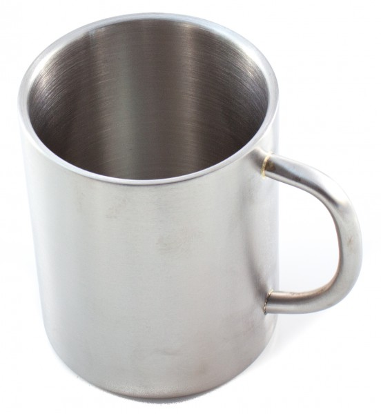 MIZU Camp Cup Becher - Stainless