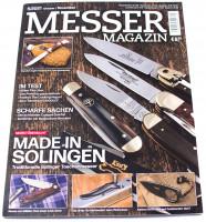 Messer-Magazin - Ausgabe 5/2021 (Oktober/November)