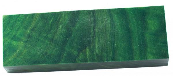 Raffir® geflammtes Papelholz grün