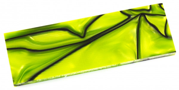 Kirinite Toxic green, Griffschale