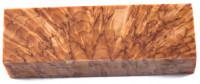 Raffir® stabilisierte Karelische Maserbirke (Grade AA) X-cut