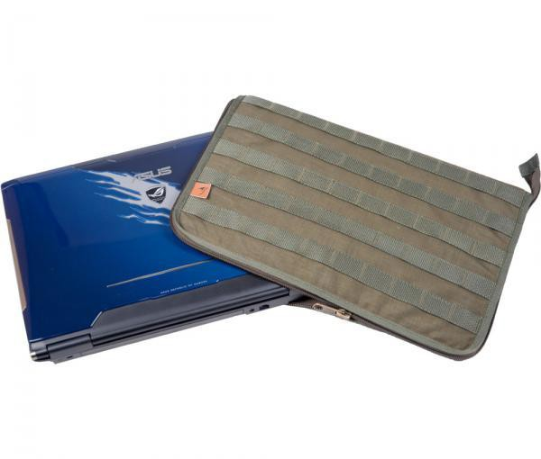 Savotta Notebook-Cover Military-Style 16""