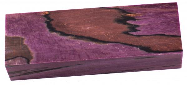 Raffir® stabilisierte gestockte Buche YC purple