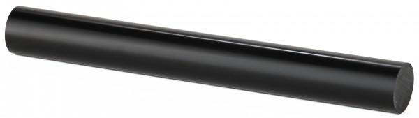 JUMA schwarz, Rundstab 35mm