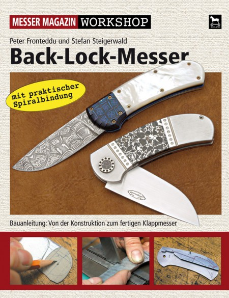 Buch Workshop Backlock-Messer