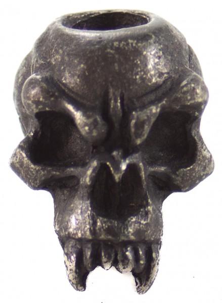 Fang Skull schwarz