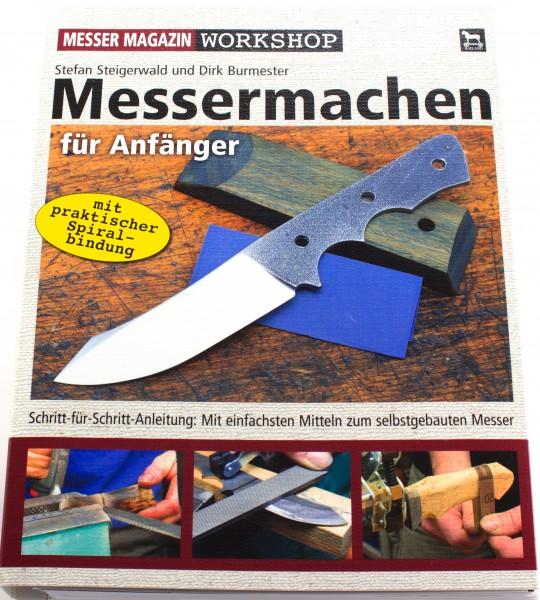 Buch Workshop Messermachen für Anfänger
