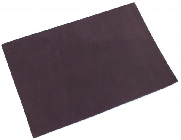 Blankleder braun ca. 3,0mm (200x300mm)