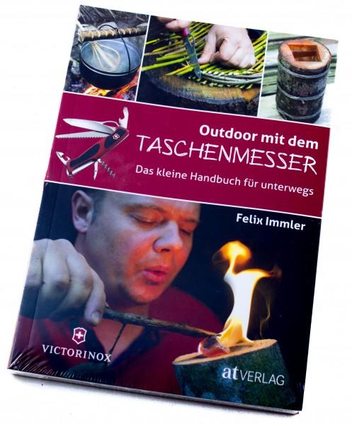 """Taschenbuch """"Outdoor mit dem Taschenmesser"""""""