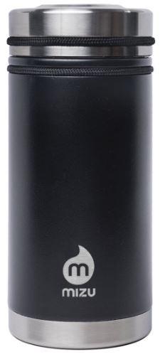 MIZU V5 - Enduro Black (500ml, vakuum isoliert)