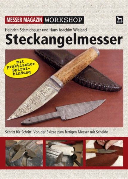 Buch Workshop Steckangelmesser