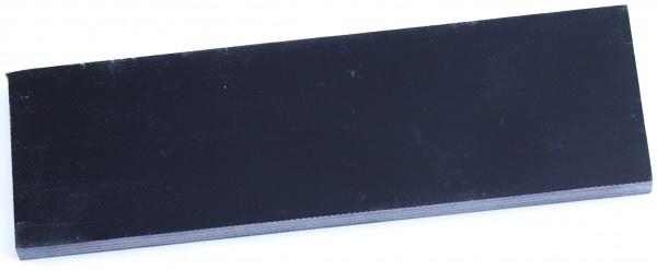 G-10 schwarz, Griffschalenpaar 6,4mm