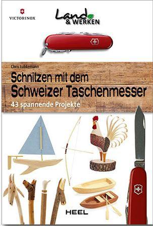 Buch Schnitzen mit dem Schweizer Taschenmesser