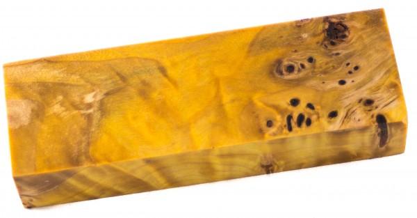 Raffir® stabilisierte Pappelmaser gelb