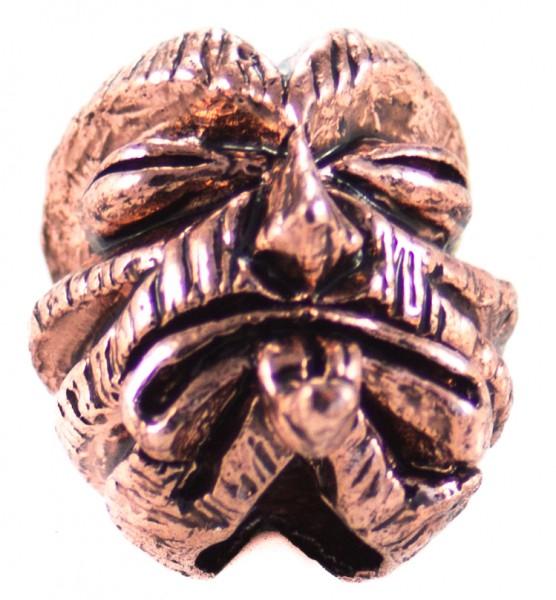 Kiko Tiki Bead Antik Kupfer