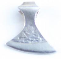 Anhänger Breit-Axt Silber