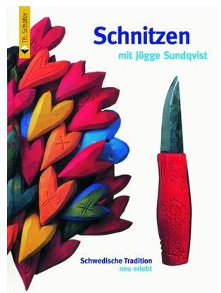 Buch Schnitzen mit Jögge Sundqvist