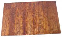 Kydex Platte 2mm Holz Optik Muster 2 (ca. 300 x 200mm)
