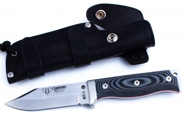 Cudeman Messer MT-1 Micarta