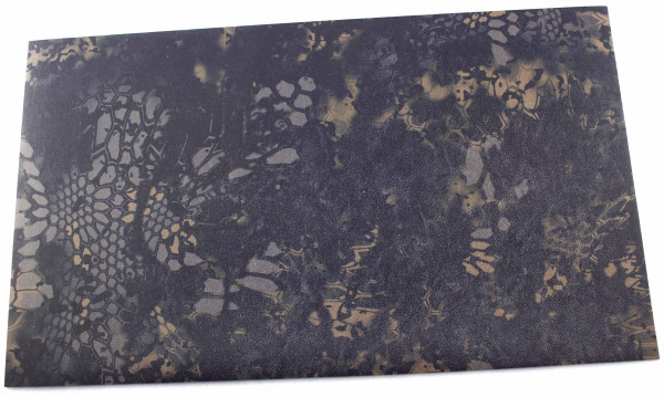 Kydex Platte 2mm Kryptek® Obskura Nox™ micro camo (ca. 300 x 180mm)