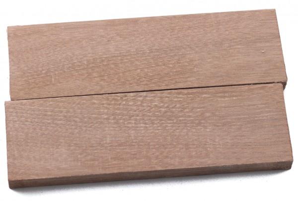 Holz Ulme, Griffschalenpaar