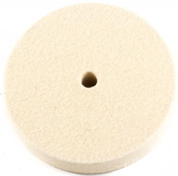 Filz-Polierscheibe 20x100mm (Hochglanz)