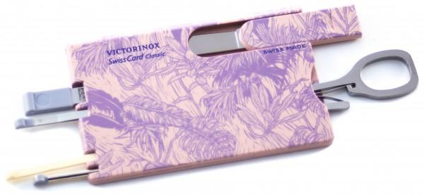 Victorinox Swiss Card Classic Spring Spirit