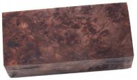Raffir® stabilisiertes Ahornmaserholz