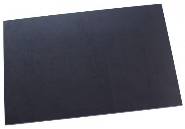 Leinen-Micarta schwarz Platte 3,5mm